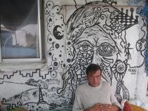 Cabo Polonio, Hostel Viejo Lobo, 2013