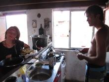 """Making """"tortas fritas"""""""