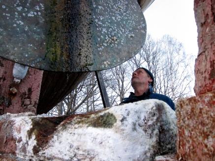 Linneas propeller, Egil Bergström, Gamleby Kulturhamn 2013